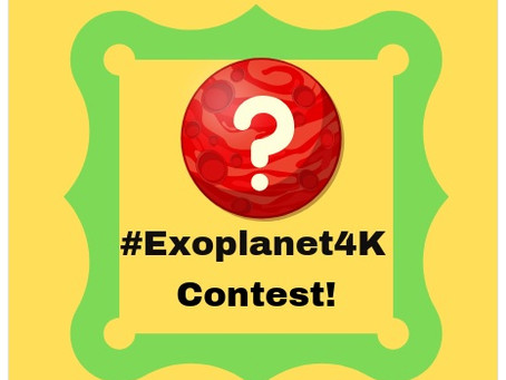 Concurso da NASA para o 4000º exoplaneta confirmado