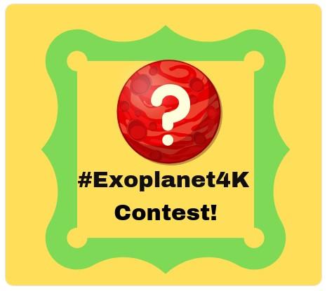 NASA #Exoplanet4K Contest!
