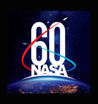 NASA comemora 60 anos em 2018