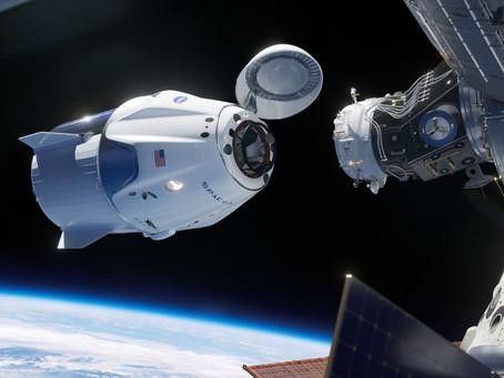 NASA anuncia astronautas para voos comerciais