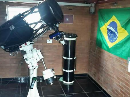 Planetary Society premia brasileiro pela observação de asteroides NEO