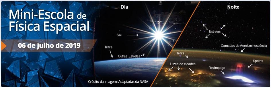 Mini-Escola de Física Espacial - INPE