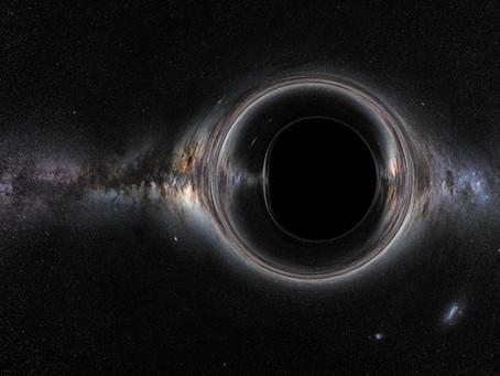 Sugestão de podcast: para entender os buracos negros