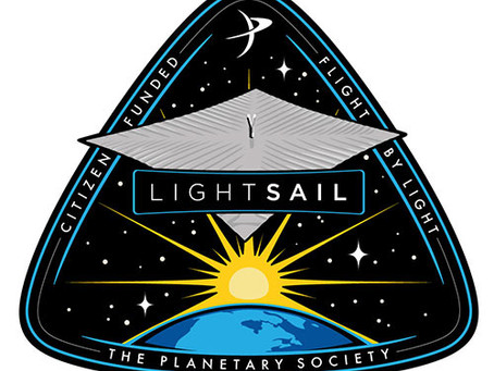 Planetary Society publica dados da LightSail