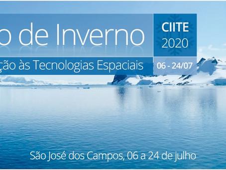 Curso de Inverno de Introdução às Tecnologias Espaciais - CIITE 2020