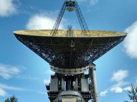 Testando os limites da comunicação com Marte