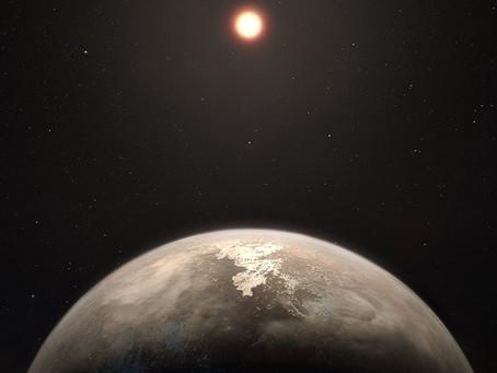 Ross 128b, na zona habitável, a 11 anos-luz da Terra