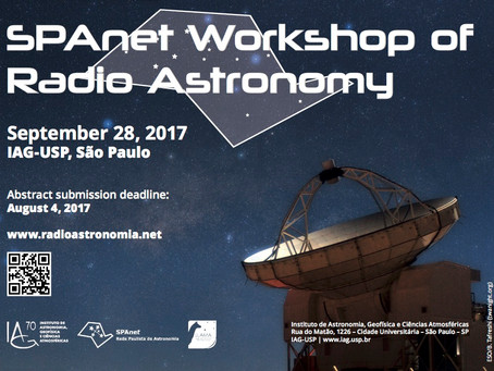 Workshop de Radioastronomia, no IAG-USP