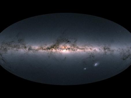 GAIA: o mapa mais rico da Via Láctea