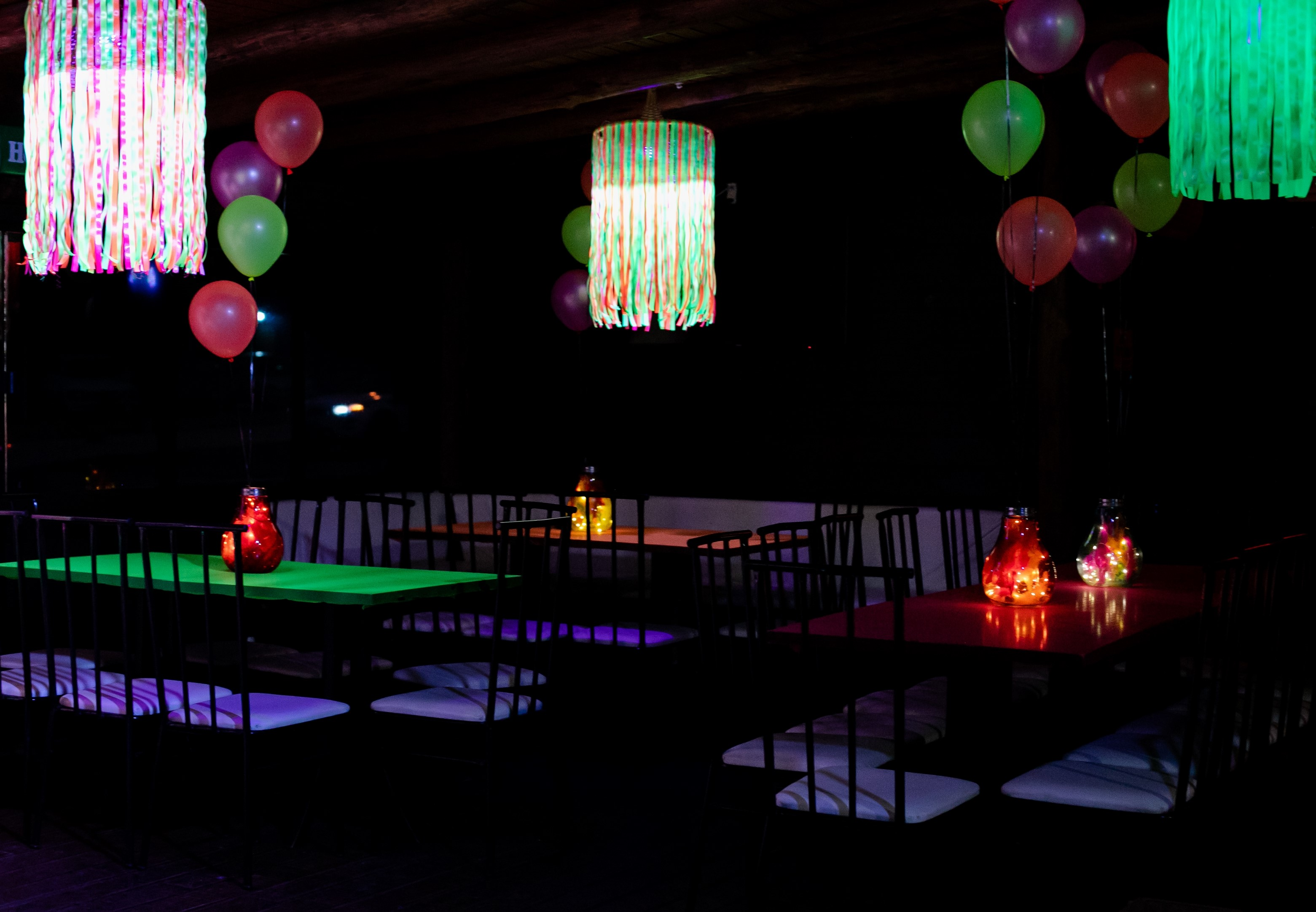 Festa de 15 anos Flor de Lis Decorações Araranguá.