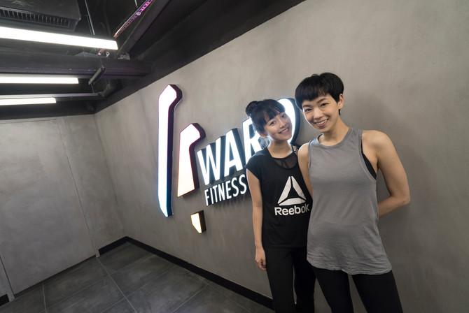Welcome 李靖筠 gladys li & Winghei Chee 車泳希