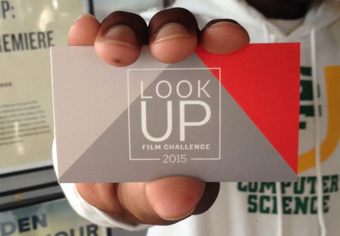 #ILOOKUP FILM CHALLENGE