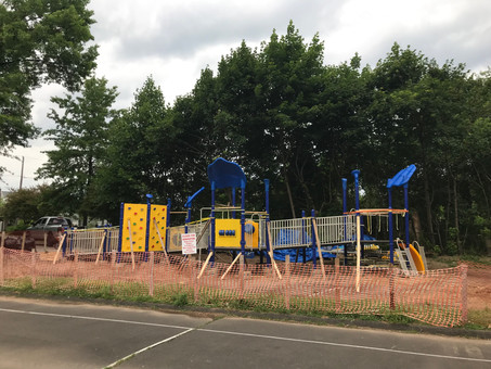 Avon Park - New Play ground in the works