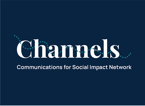 Channels Logo white on blue.png