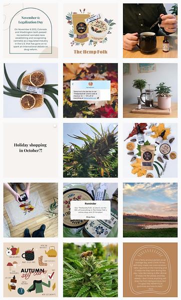 THF Instagram - Mikiewicz