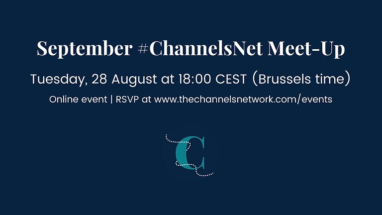 September Channels Networking Meet-Up