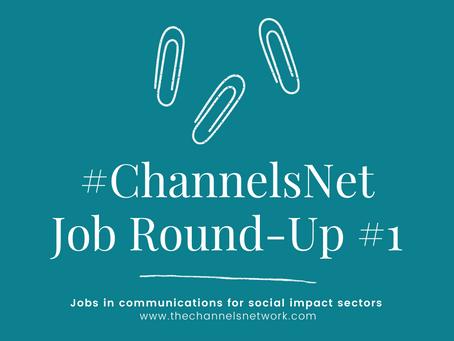 #ChannelsNet Job Round-Up 1