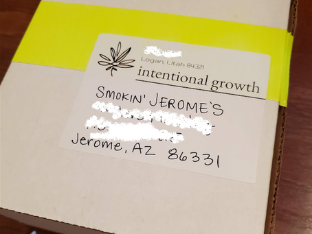 It's LEGAL to send hemp across the U.S.