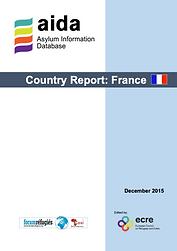 AIDA Report on the situation of Asylum in France, Fourth update (Rapport sur la situation de l'asile en France, quatrième mise à jour, Base de données sur l'asile (AIDA))