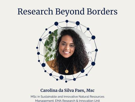 Research Beyond Borders with Carolina da Silva Paes