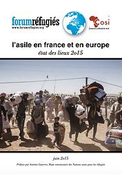 Rapport annuel sur l'asile en France et en Europe (Annual Expert Report on Asylum in France and in Europe)