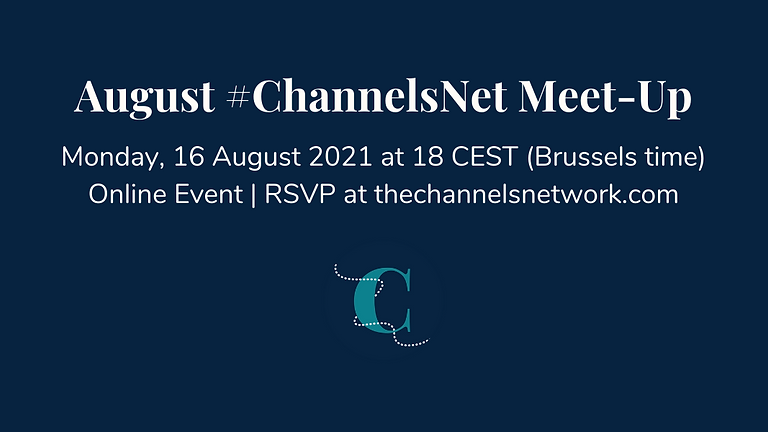August Channels Networking Meet-Up
