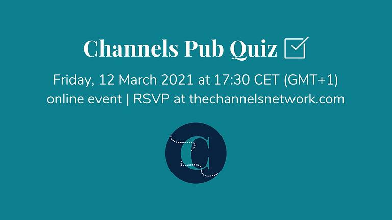 Channels Pub Quiz
