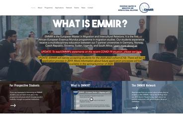 EMMIR Homepage