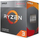 AMD Ryzen 3 3200G CPU with Radeon Vega 8 Graphics and Wraith Stealth Cooler