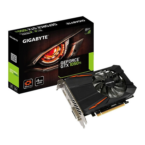 Gigabyte GeForce GTX 1050 Ti D5 (rev 1.0/rev 1.1) 4GB GDDR5 90mm