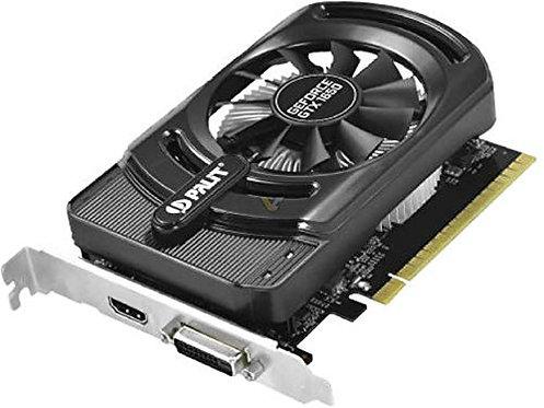 Palit GTX1650 StormX OC, 4GB DDR5, DVI, HDMI, 1725MHz Clock