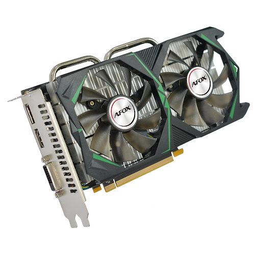 AFOX GeForce GTX1060 6GB 192bit GDDR5 ATX Dual Fan Graphics Card
