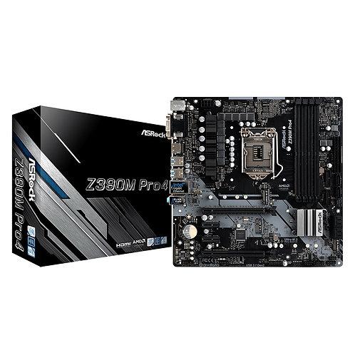 ASRock Z390M Pro4 Intel Motherboard