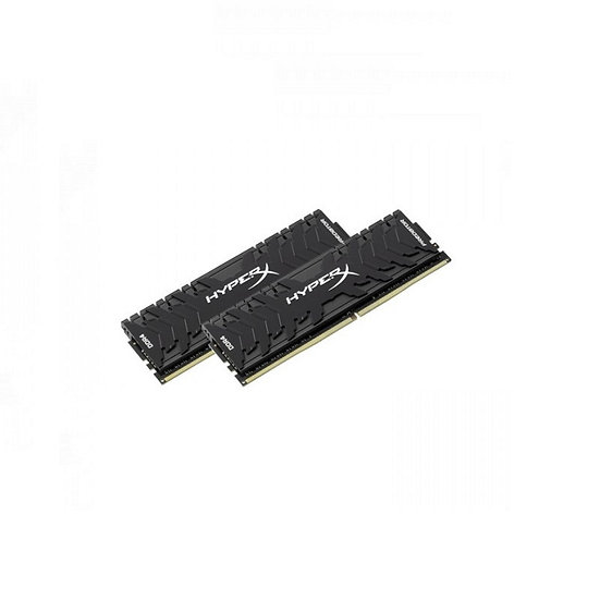 Kingston HyperX 16GB PREDATOR Black Heatsink (2 x 8GB) DDR4 3200MHz DIMM System
