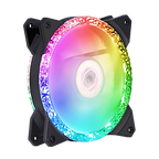 Cooler Master MasterFan MF120 Prismatic 120mm 2000RPM PWM Addressable Gen 2 RGB