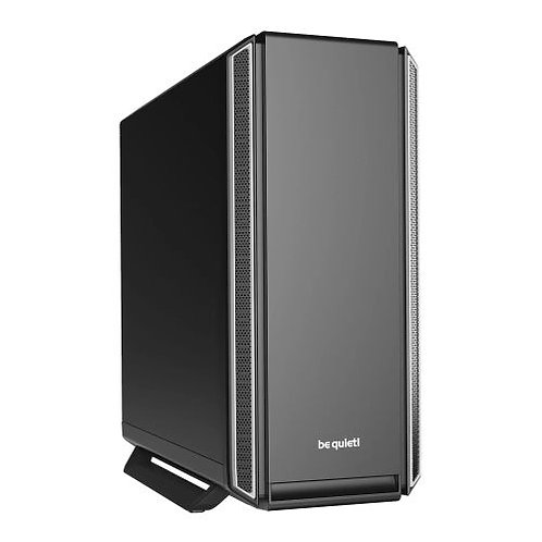 Be Quiet! Silent Base 801 Gaming Case, E-ATX, No PSU, 3 x Pure Wings 2 Fans, PSU