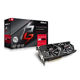 Asrock Phantom Gaming X Radeon RX570 8G OC, 8GB DDR5, PCIe3, DVI, HDMI, 3 DP, 13