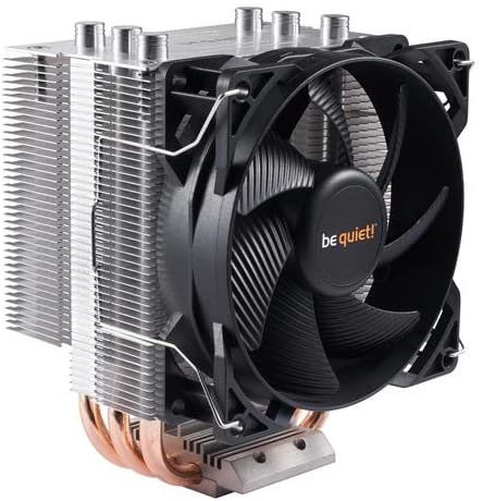 Be Quiet! BK008 Pure Rock Slim Heatsink & Fan, Intel & AMD Sockets, 9.2cm PWM