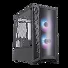 Cooler Master MasterBox MB320L ARGB Micro Tower 2 x USB 3.2 Gen 1 Edge-to-Edge