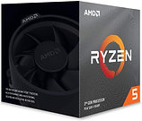 AMD Ryzen 5 3600XT CPU with Wraith Spire Cooler, AM4, 3.8GHz (4.5 Turbo), 6-Core