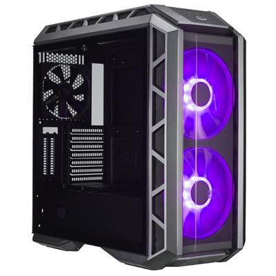 Cooler Master MasterCase H500P Black Mid Tower Case (M-ITX/M-ATX/ATX/E-ATX)