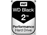 "WD Black 2TB 3.5"" SATA III Desktop HDD/Hard Drive"
