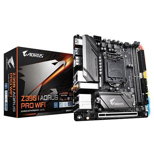 Gigabyte Z390 I AORUS PRO WIFI Intel Motherboard