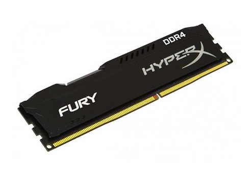 HyperX FURY Black 8GB (1x 8GB) 2133MHz DDR4 RAM