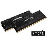 Kingston HyperX Predator 32GB Black Heatsink (2 x 16GB) DDR4 3000MHz DIMM System