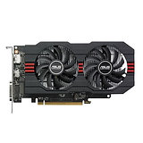 Asus Radeon RX560 OC, 4GB DDR5, PCIe3, DVI, HDMI, DP, 1336MHz Clock, Overclocked