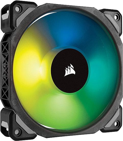 Corsair ML120 Pro 12cm PWM RGB Case Fan, Magnetic Levitation Bearing
