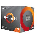 AMD Ryzen 7 3700x 3.6Ghz 8 Core AM4 Overclockable Processor with Wraith Prism