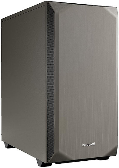 Be Quiet! Pure Base 500 Gaming Case with Window, ATX, No PSU, 2 x Pure Wings 2