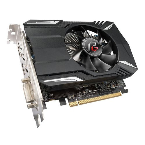 Asrock Phantom Gaming Radeon RX560, 2GB DDR5, PCIe3, DVI, HDMI, DP, 1223MHz Cloc